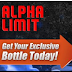 Develop Solid Muscles with Alpha Limit