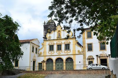Olinda, pernambuco, Brasil Colonial, Convento Franciscano