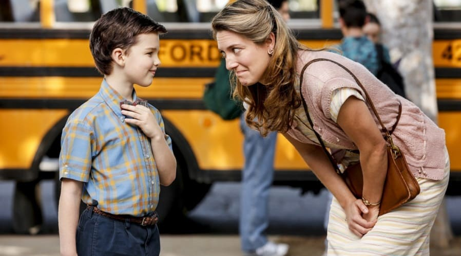 Série Young Sheldon - Dublada para download torrent