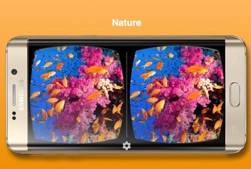تطبيق لانشاء فيديوهات الواقع الافتراضي بسهولة