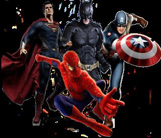 Devemos buscar e conhecer os verdadeiro super heróis aquele único que foi capaz de dar a vida por você