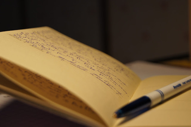 Cách viết nhật ký hàng ngày