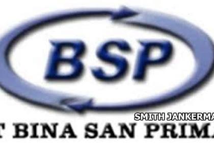 Lowongan Kerja Pekanbaru : PT. Bina San Prima November 2017