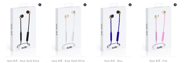 Sudio Sweden Vasa Bla Bluetooth Earphones Review Lunarrive Singapore Lifestyle Blog