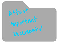 important information for attesting documents in the Abu Dhabi, UAE