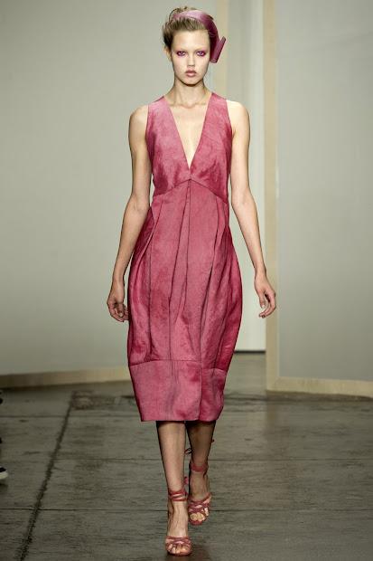 Entertainment Donna Karan Spring Summer Dress