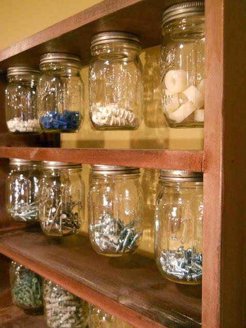 DICA 6 - Vidros com imã para guardar miudezas