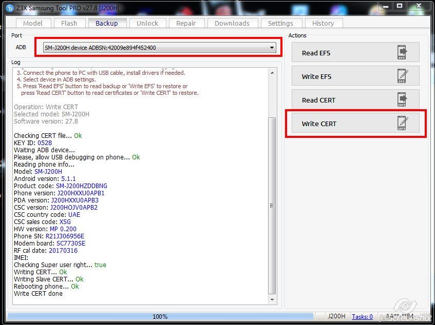 FREE Samsung SM-J200H Dual Imei Cert File - FREE Flash File Firmware