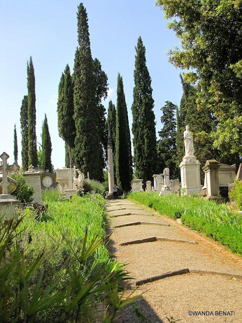 Cimitero degli Inglesi di Firenze