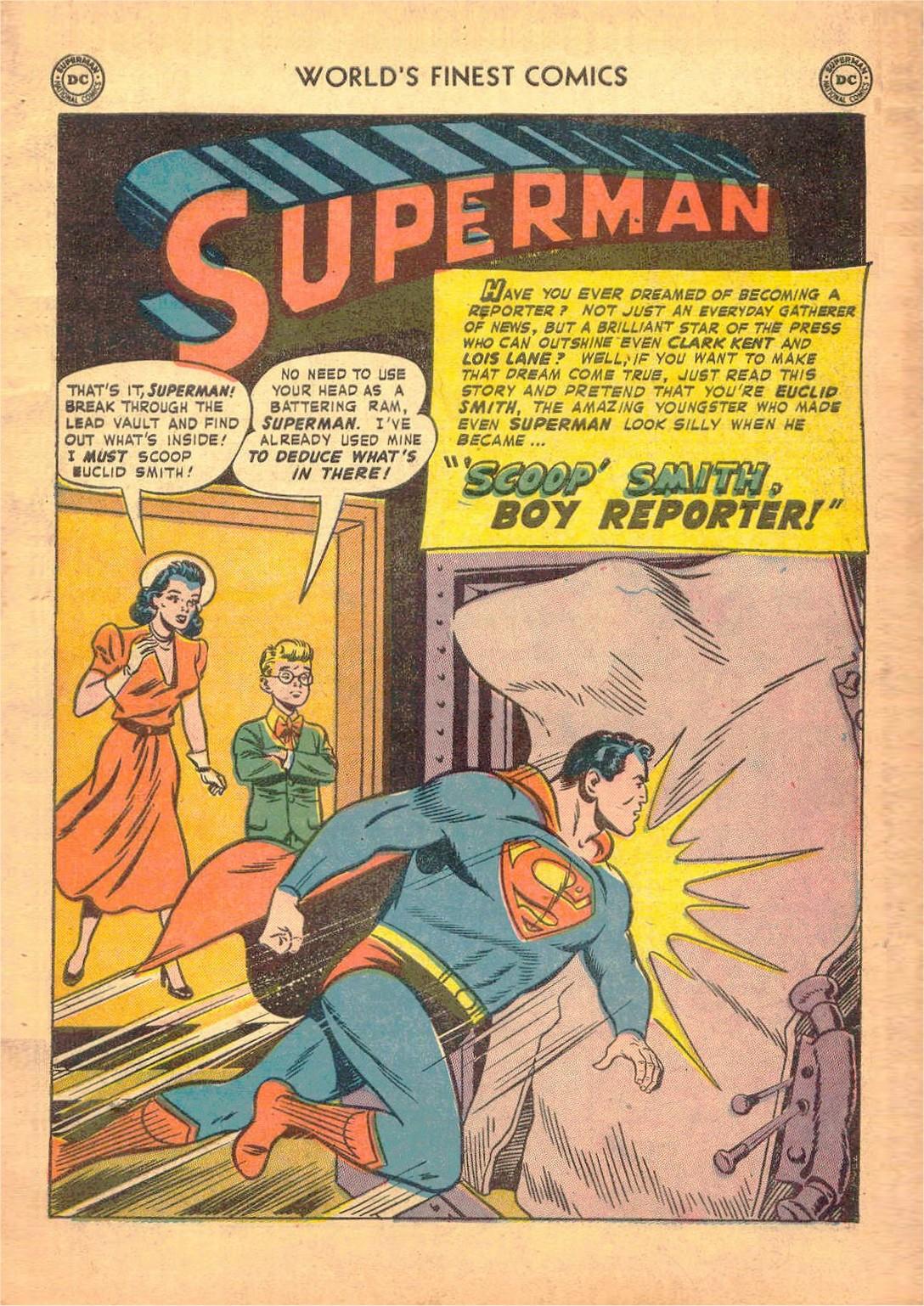 Read online World's Finest Comics comic -  Issue #58 - 3