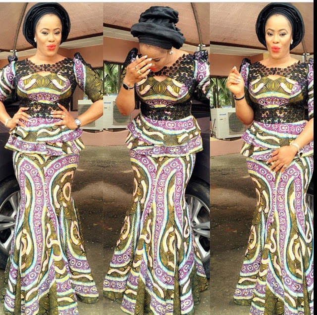 Check Out Our Collection of Beautiful Skirt and Blouse for African Women Photos