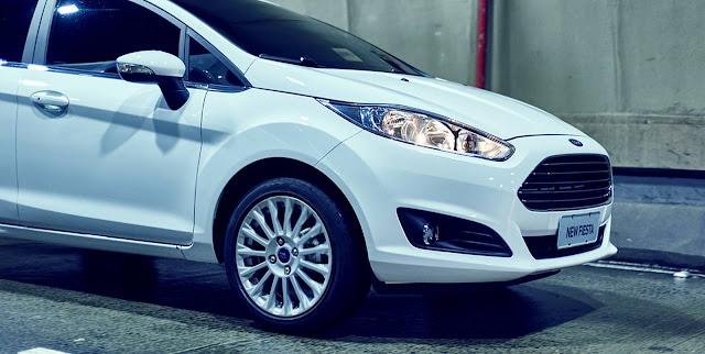 New Fiesta 2017 Turbo EcoBoost
