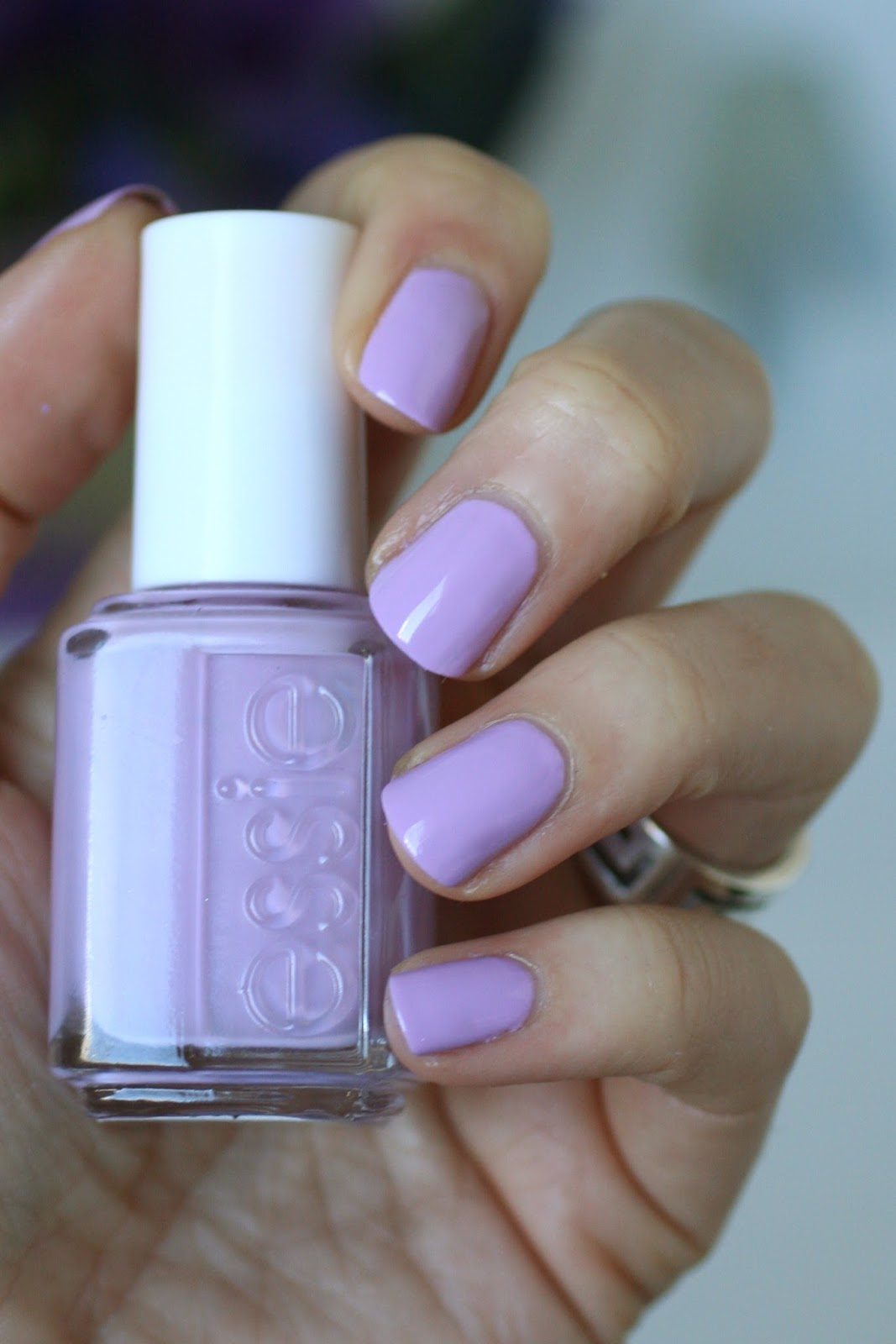 Essie Soft Purples Comparison : Under Where?, Play Date, Dress Call ...