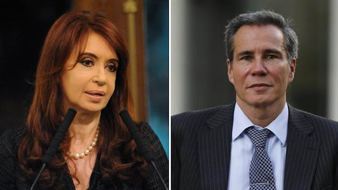 A NISMAN LO MANDÓ A MATAR CFK?