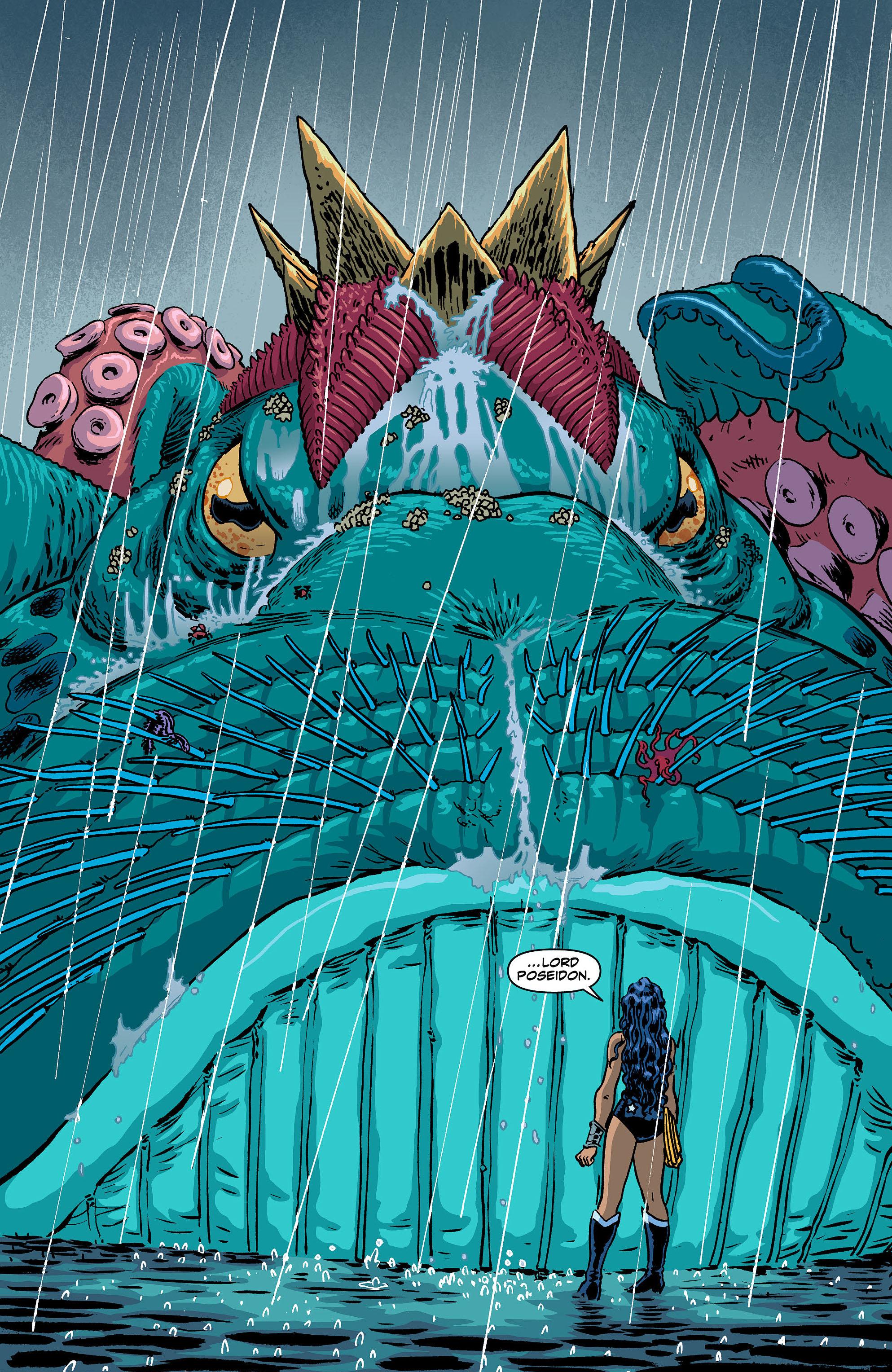 Read online Wonder Woman (2011) comic -  Issue #5 - 16
