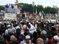 Rencana Aksi 313, Shalat Jumat di Istiqlal Lanjut Long March ke Istana