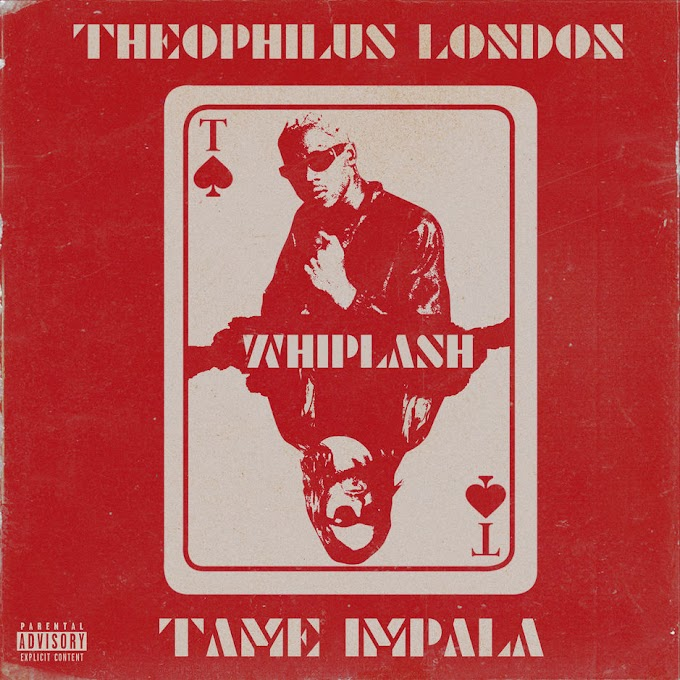 Theophilus London - Whiplash (feat. Tame Impala) - Single [iTunes Plus AAC M4A]