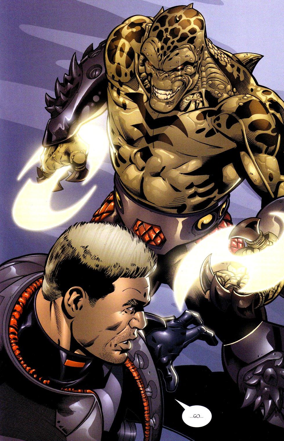 Read online Sigil (2000) comic -  Issue #16 - 13