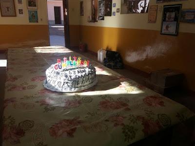 Meine Geburtstagstorte