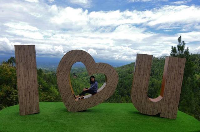 Ini Dia Spot Foto yang Instagramable Di Wisata Coban Rais Batu Malang