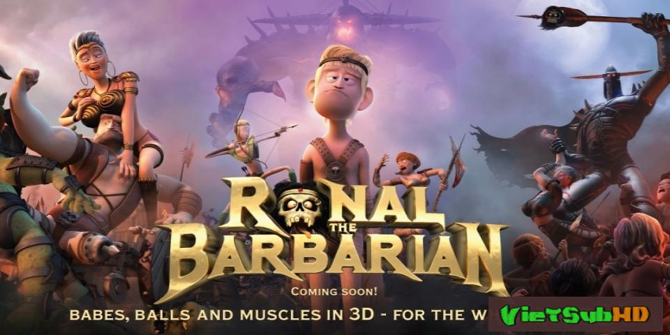 Phim Dũng Sĩ Bất Đắc Dĩ VietSub HD | Ronal the Barbaren 2011