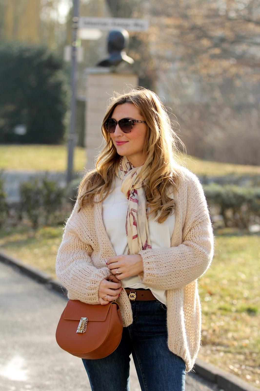 Sonnenbrille-von-gerry-weber-valentino-schal-H&M-H&M Ring-sassyclassy-cardigan