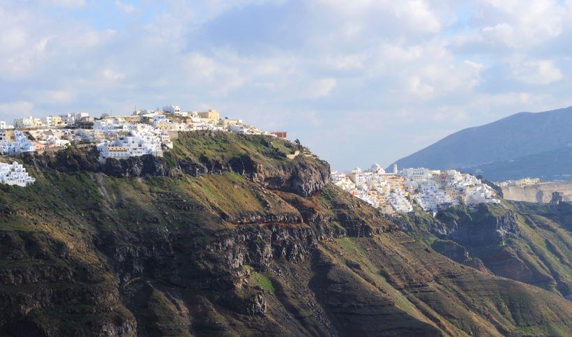 Santorini Caldera View - Ioanna's Notebook