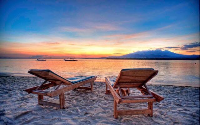 Tempat Wisata Gili Air Lombok