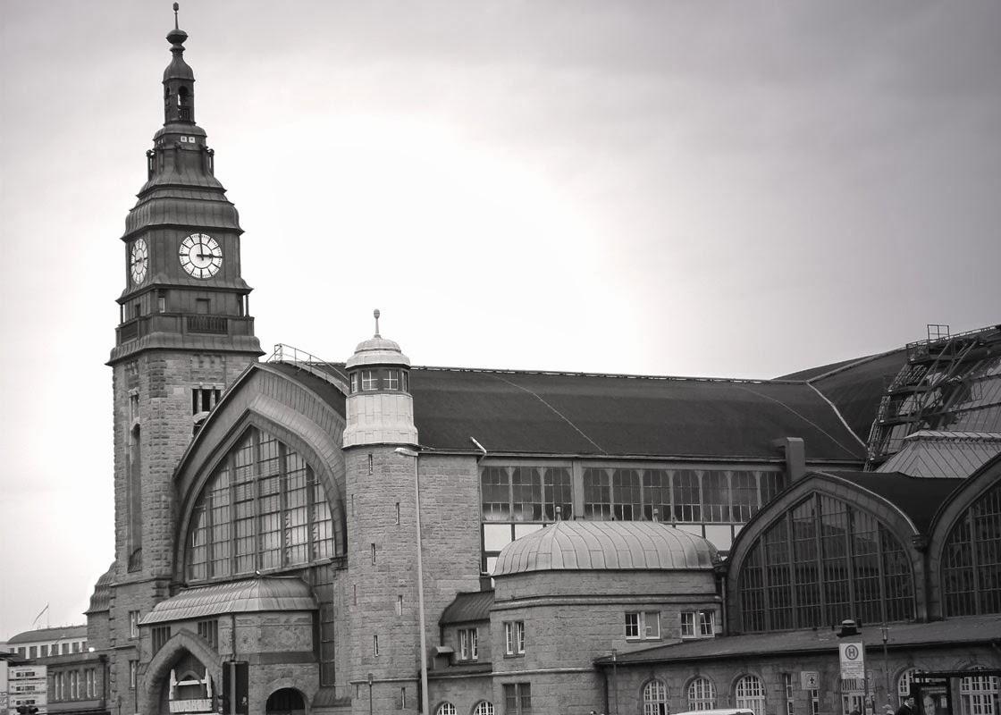 Hauptbahnhof Hamburg, Bahnhof in Hamburg