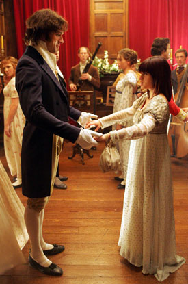 Lost in Austen: A Nerdy Feminist Viewing, Part 1 - The Fandomentals