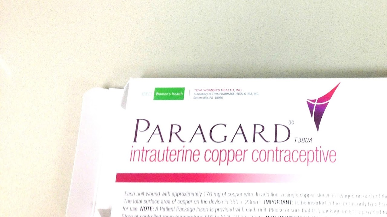 Paragard Iud Side Effects - Effect Choices