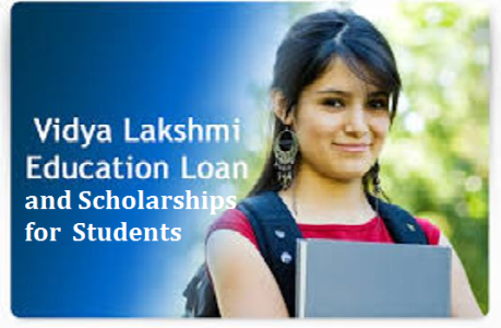 Vidya Lakshmi Education Loans and Scholarships for Students Online registration @ www.vidyalakshmi.co.in/2017/06/vidya-lakshmi-education-loans-and-scholarships-for-students-www.vidyalakshmi.co.in.html