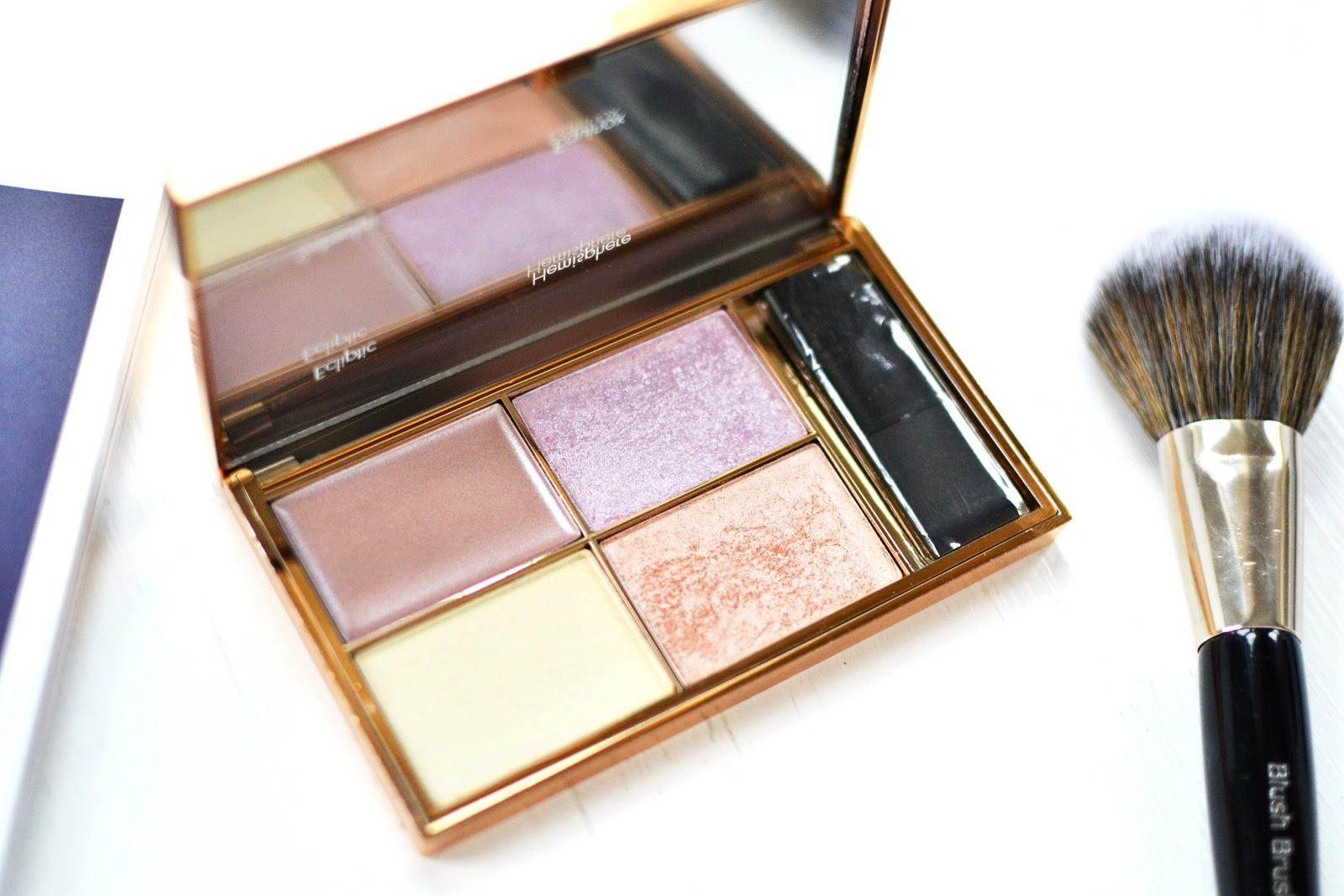 Sleek MakeUP Highlighting Palette in Solstice