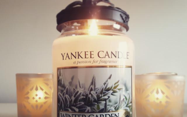 Yankee Candle Winter Garden, recenzja - Czytaj więcej »