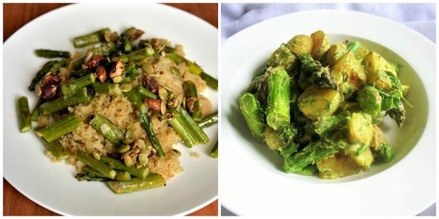 Asparagus Salads