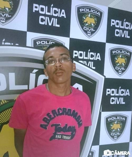 Suspeito de vários arrombamentos foi preso em São Miguel