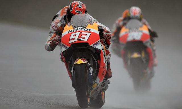 Ini Alasan Marquez Gagal Raih Gelar Juara Dunia di MotoGP Malaysia