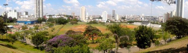 Campo de futebol Parque CERET