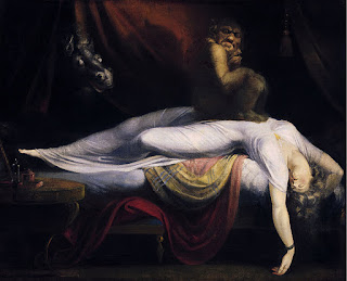 John Henry Fuseli - The Nightmare