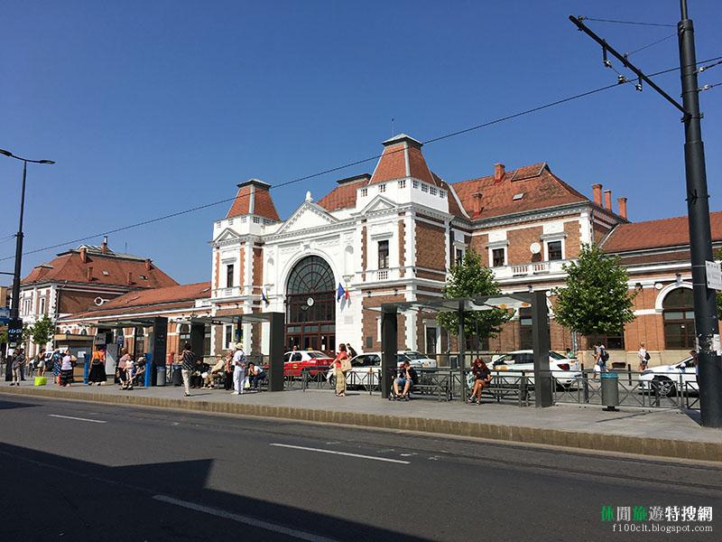羅馬尼亞 克盧日-納波卡(Cluj-Napoca)到圖爾達(Turda)之間的交通方式