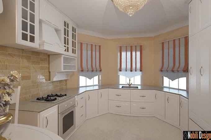 Design interior casa stil clasic american Constanta - Amenajari Interioare