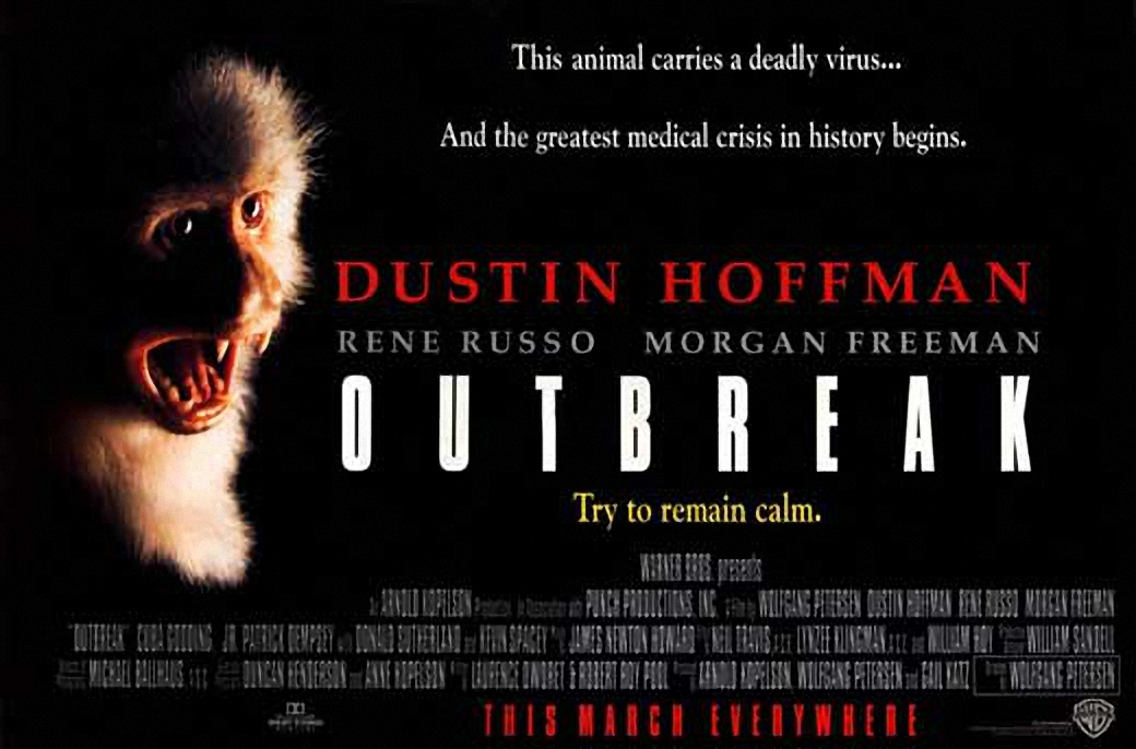 The CinemaScope Cat: Outbreak (1995)
