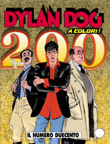 Dylan Dog (1986) 200 Page 1