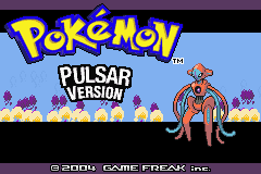 pokemon pulsar version
