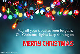 56+ Best Christmas Light Quotes and Sayings - Best Wishes and Greetings