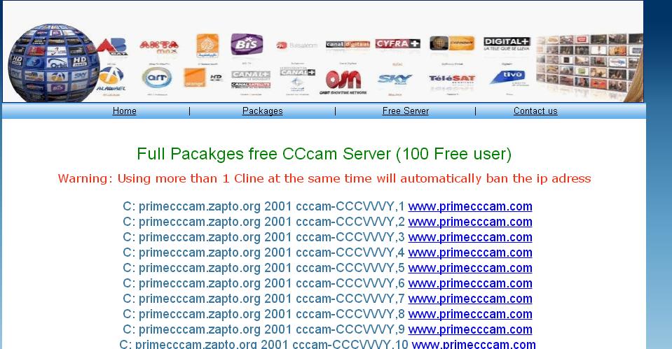 Iptv Forum Cccam