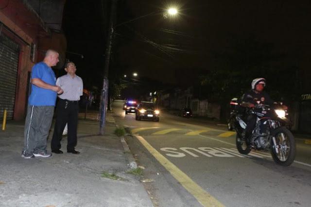 """Guarda Civil de Osasco inicia operação """"Amanhecer Seguro"""" nas rotas de ônibus da cidade"""