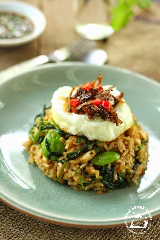 How To Prepare Nasi Goreng Rice