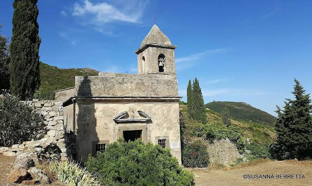 Isola d'Elba, Eremo di Santa Caterina