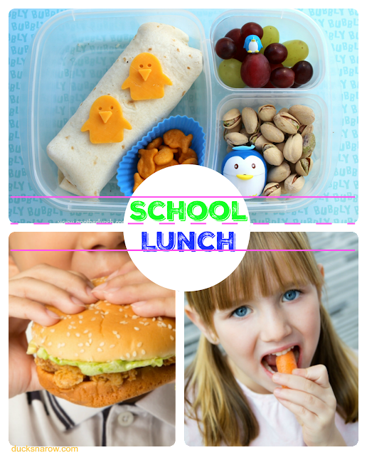 kids lunches, lunch ideas, parenting